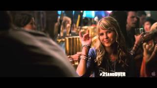 21 and Over Trailer Super Bowl Preview (2013) - Skylar Astin Movie HD