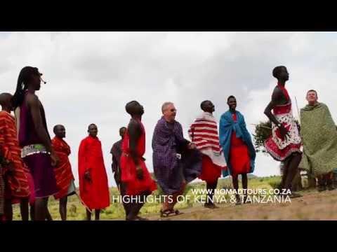 Highlights of Kenya & Tanzania | Nomad Adventure Tours