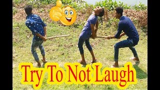 New Funny Video 2019 😁 Osthir Funny Video*Funny Videos *Funny Vines *Robi Info 😁 Part 10