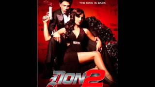 Don 2 - The King Is Back (Theme) Instrumental