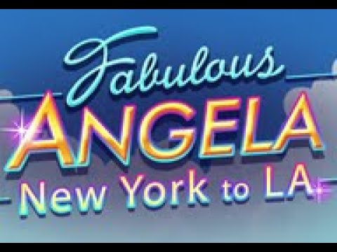 Fabulous Angela – New York To LA: The Movie (Subtitles)