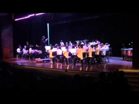 Westgate High School Concert Band-The Lion King