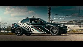BURNOUT - SHOW BMW M2 Aulitzky Tuning