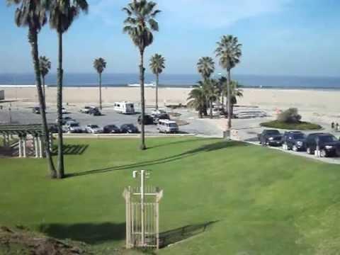Santa Monica, CA Bay St. DogTown - Surf & SUP Los Angeles Area Surf Spots Video Tour Guide # 2