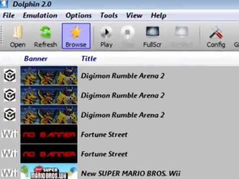 digimon rumble arena 2 dolphin emulator