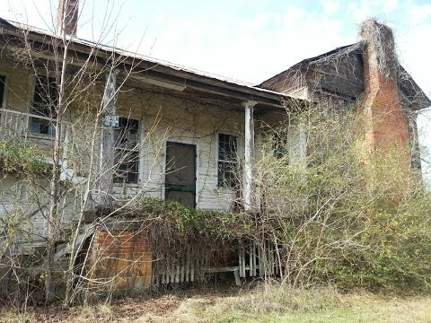 Metal Detecting One of the Oldest Homes in Alabama