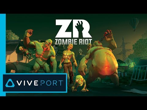 ZR: Zombie Riot | PlaySide VR