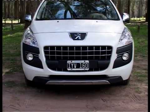 peugeot 3008 premium plus thp 156 cv 2010 test auto al d a youtube. Black Bedroom Furniture Sets. Home Design Ideas