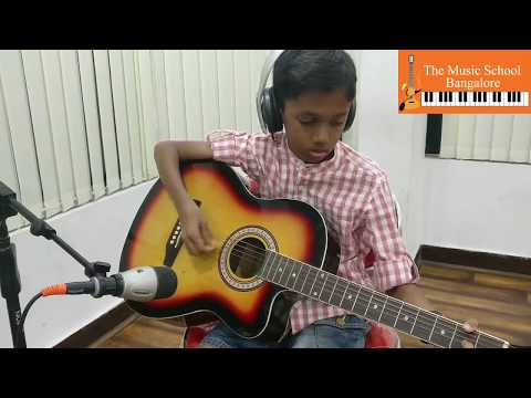 Breakdown by Dev Poovaiah - The Music School Bangalore