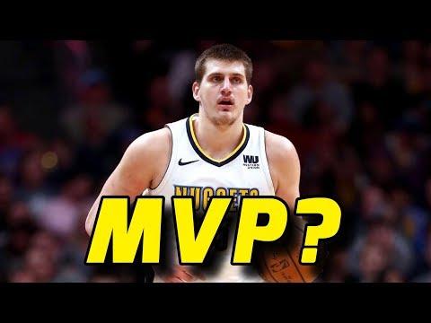 Can Nikola Jokic STEAL THE MVP???
