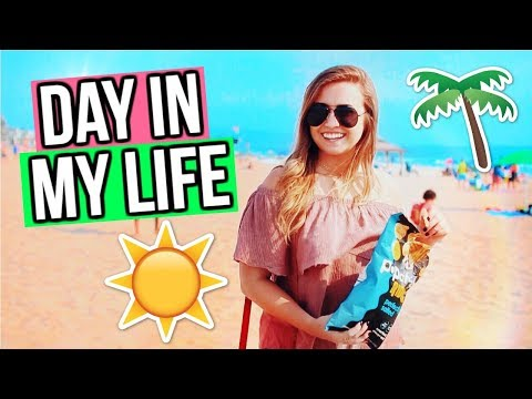 SUMMER DAY IN MY LIFE! | Los Angeles