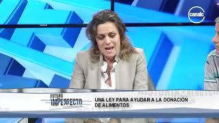 Marisa Gastaldi y Santiago Oliva | Una ley para ayudar a la donación de alimentos