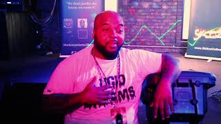 "Skitzo ""Lucid Dreams"" RoxxxTv Interview ( Tour Life , Humble Beginnings & Lil Wayne)"