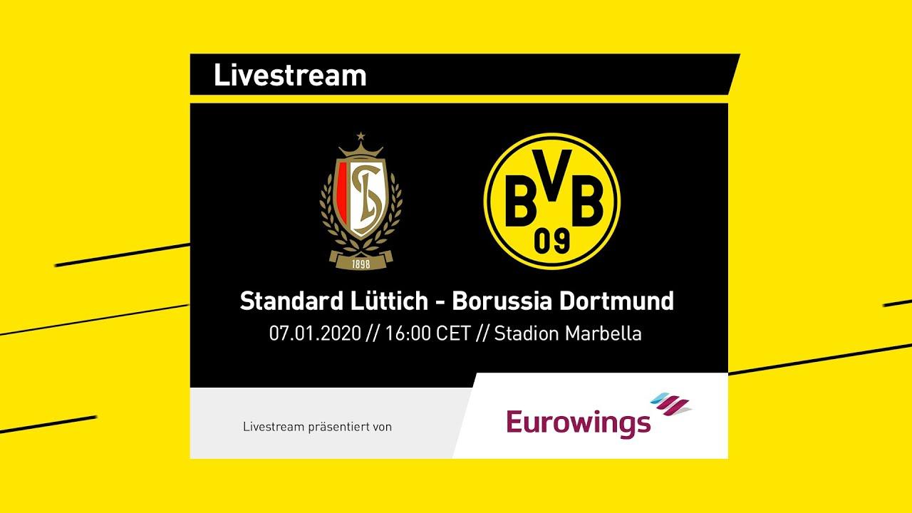LIVE: Standard Lüttich - BVB