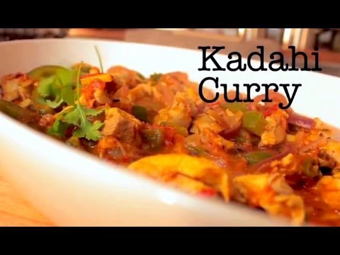 Chicken Kadahi Curry with John Gregory-Smith - Mighty Spice