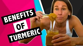 Benefits of Turmeric & How to Eat it - #UmoyoLife 006