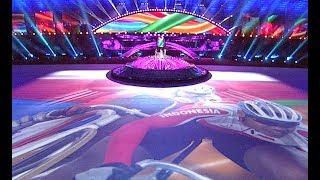 Gambar cover Opening Ceremony of 2011 SEA GAMES Palembang part 5 (last part)