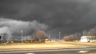 Tornado Spotted in Trenton, Missouri