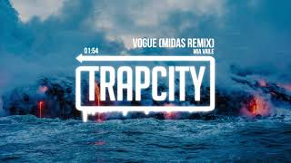Mia Vaile - Vogue (Midas Remix) [Lyrics]