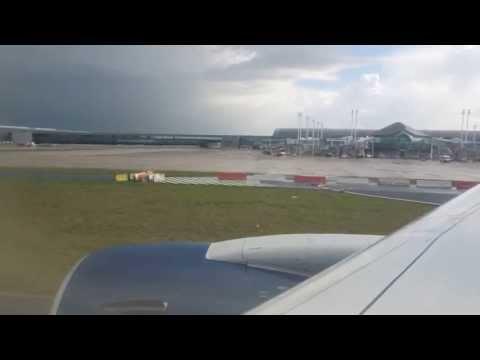 Aeromexico Boeing 767-300 Paris Airport Landing