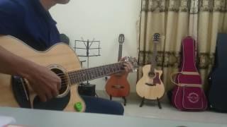 Tình thôi xót xa Guitar cover