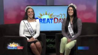 10-5-2015: Miss Iowa USA & Miss Iowa Teen USA