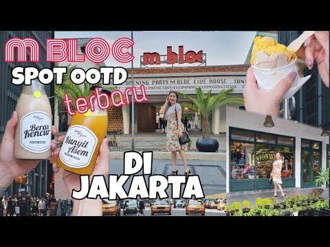 M BLOC Space - INSTAGRAMABLE BARU HITS JAKARTA Tempat Nongkrong ASYIK Yang Must Visit!