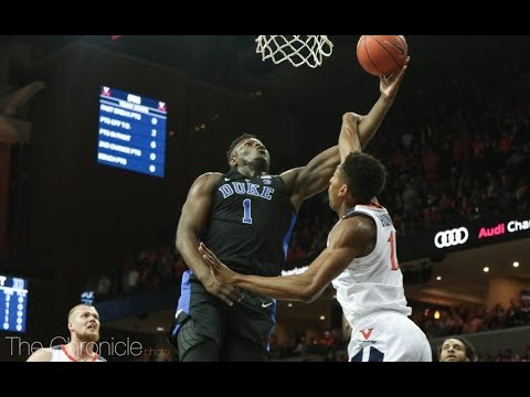 Five observations from Duke men's basketball's first half against ...