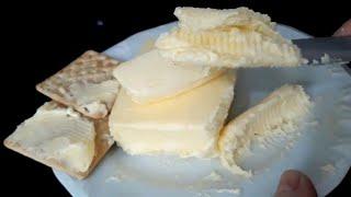 A Melhor Manteiga Caseira Que Existe – Apenas 1 Ingrediente