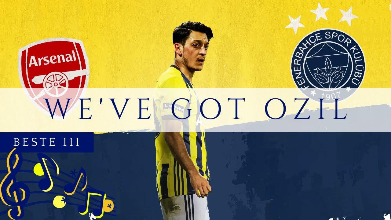 📣Beste 111 - We've got Ozil