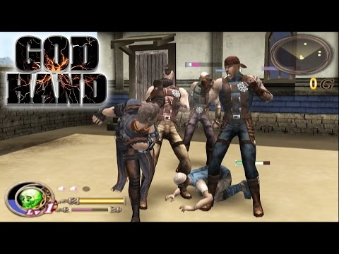 PCSX2 Emulator 1.5.0-1441 | God Hand [1080p HD] | Hidden Gem Sony PS2 Game