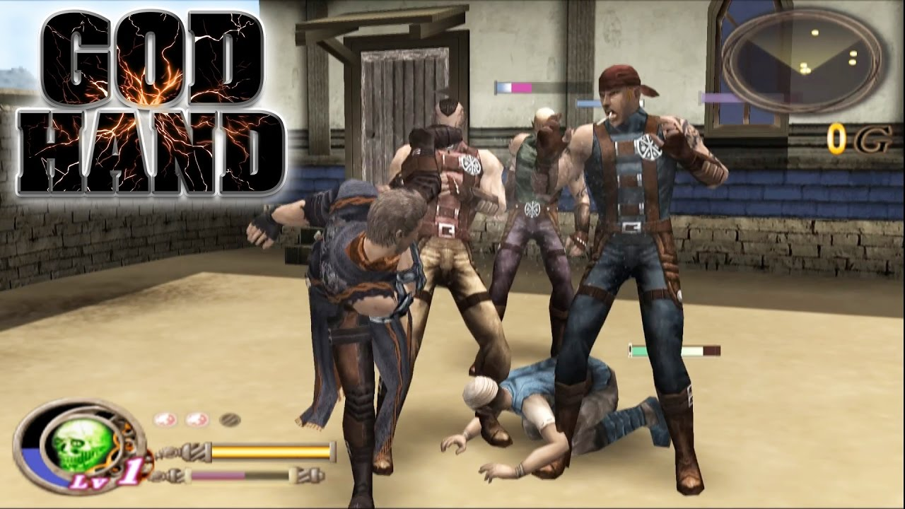 God hand game ps2 iso pc free download.