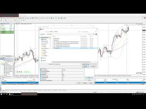 Swing trading avec ARYA Trading S13 1