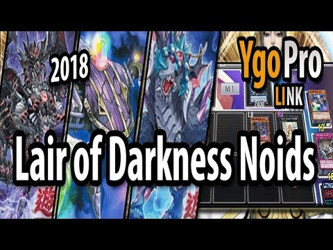 Lair of Darkness Infernoids (YgoPro) - Free tributes + easy Curious.. Must be nice!