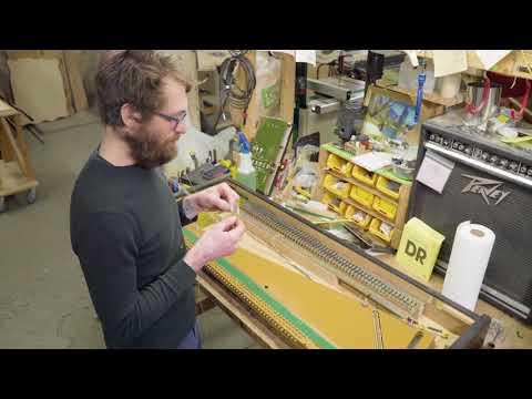 Tech Tip | Vintage Vibe Clavinet Strings & Clavigel Installation