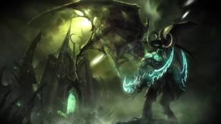 World of Warcraft - реплики Иллидана.