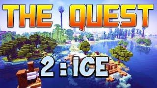 THE QUEST - Ep. 2 : ICE - Fanta et Bob Minecraft Adventure