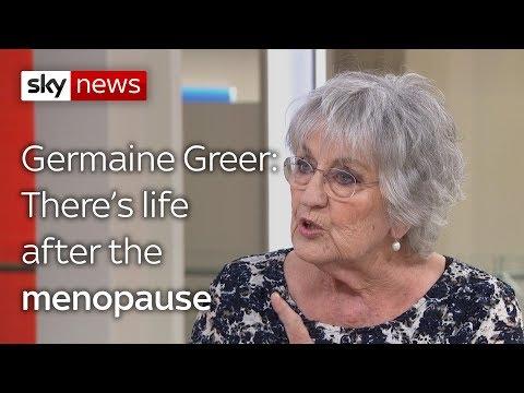 Kay meets Germaine Greer