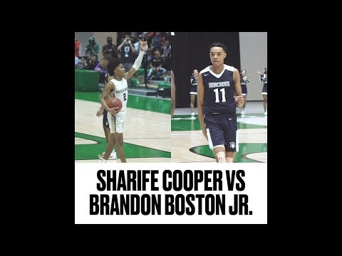 Sharife Cooper and Brandon Boston face off In Final Four - Full Game Highlights