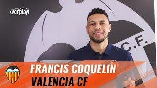 ✍️Francis Coquelin: 'Estoy muy feliz, el Valencia CF es un gran reto para mí'