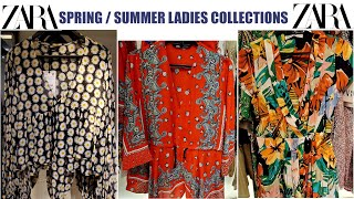 ZARA SPRING/SUMMER LADIES COLLECTIONS JUNE 2019