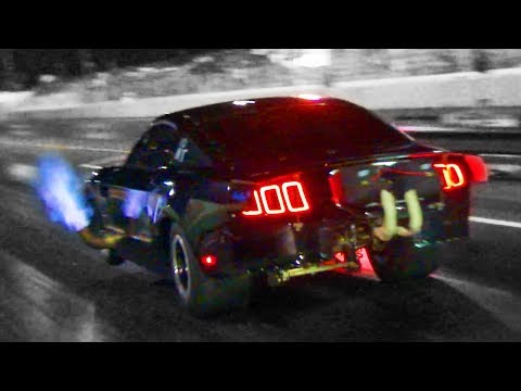 GRUDGE RACING - NO TIME - COMPILATION VIDEO!