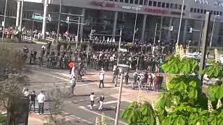 1.Mai 2012 Demo in Berlin-Hohenschönhausen