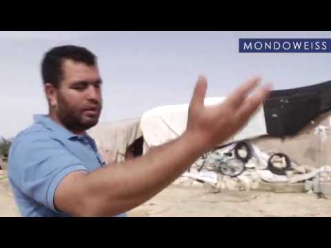 Inhabitants of Susiya fight to save village from Israeli demolition