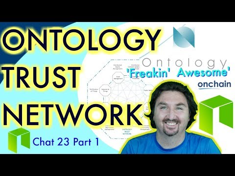 NEO CRYPTO NEWS  ONTOLOGY TRUST NETWORK Part 1. How it helps NEO!