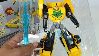 Mainan Transformers Rescue Bumblebee Toys