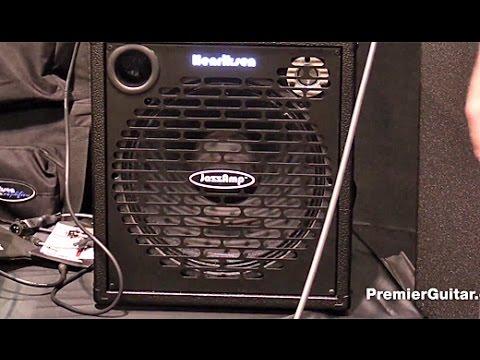 SNAMM '15 - Henriksen Amps The Bud Combo Demo