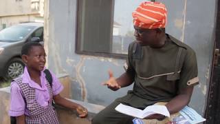 "Show me your result (VERY FUNNY AS HEADMASTER SWAP JENIFA""S RESULT) (Nigerian Comedy)"