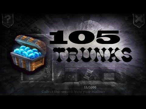 105 Soulstone Trunks Opening - Castle Clash