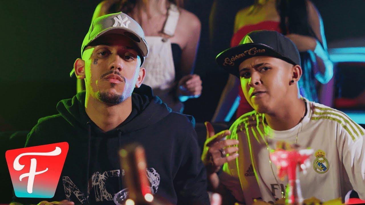 MC Braz e Enidê - Bato no rádio (Official Music Video)